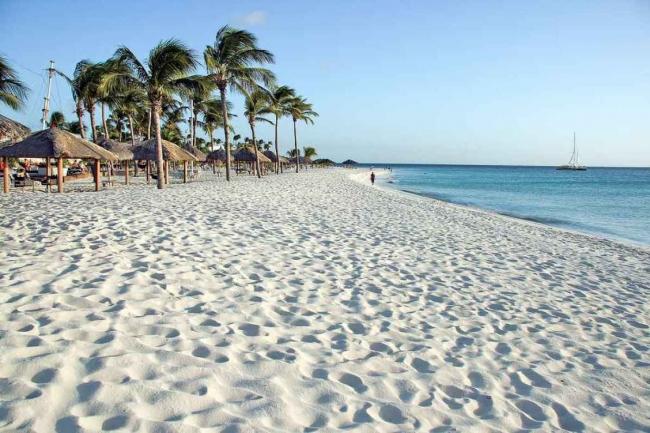 Aruba Promo Septiembre / Octubre con aéreo