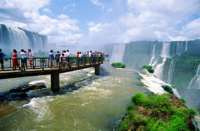 Iguazu Feriado de Octubre