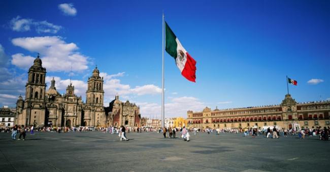 México y el Sol del Pacífico