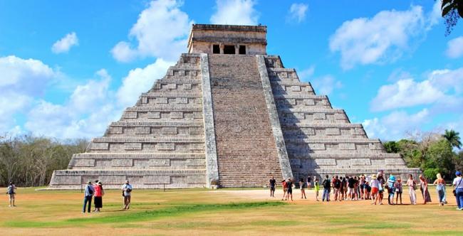 Ruta al Sol y Reino Maya