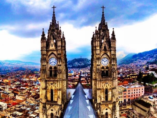 Explora Quito y sus Alrededores