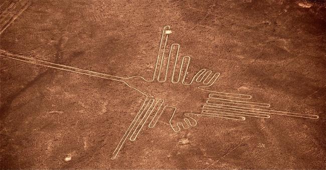 Líneas de Nazca y Machu Picchu