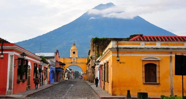 Guatemala en Bandeja