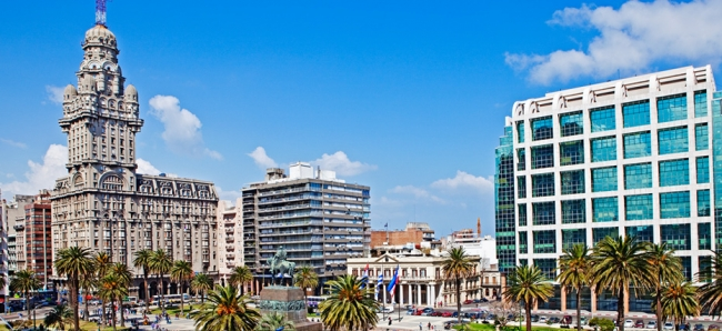 Montevideo Feriado de Diciembre
