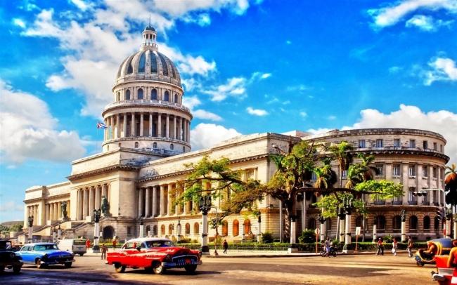 Cayo Santa María, Varadero y La Habana