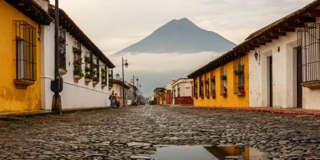 Guatemala y Cayo San Pedro