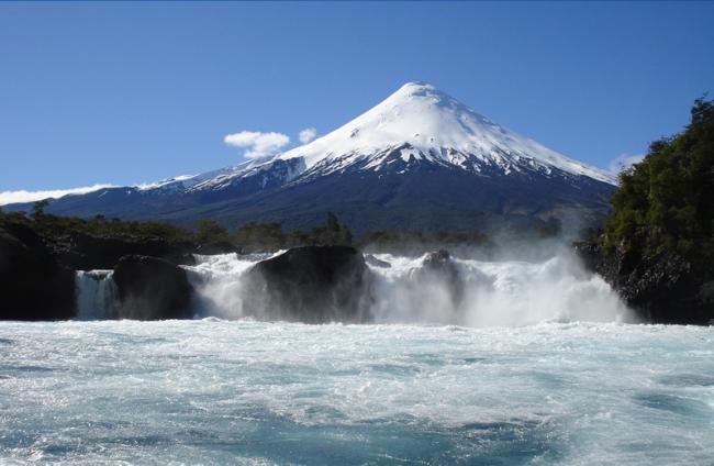 Lo mejor de lagos y Patagonia