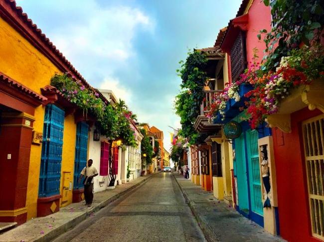 Cartagena en Agosto