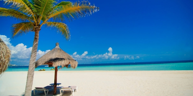 Cancún en Agosto