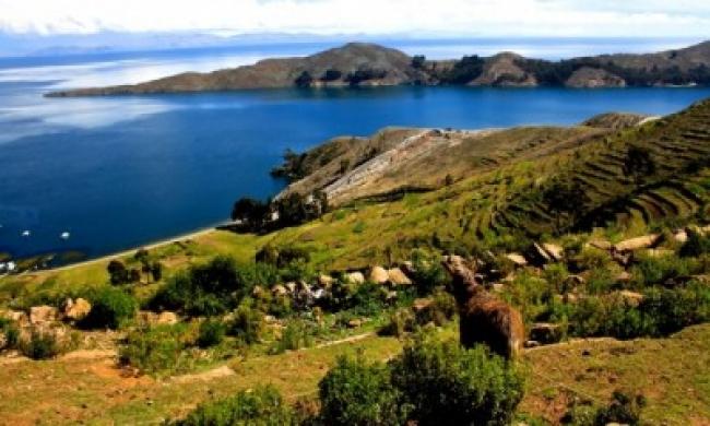 La Paz , Salar de Uyuni e Isla del Sol