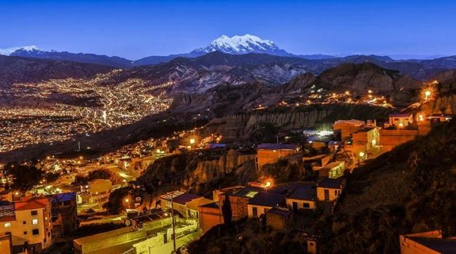 La Paz, Sucre, Potosí, Salar de Uyuni e Isla del Sol