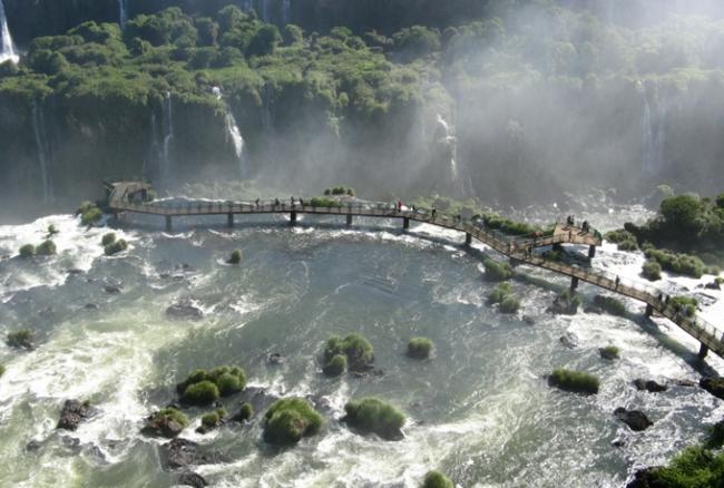 Iguazú Vacaciones de Invierno