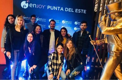 Fam Tour a Enjoy Punta del Este