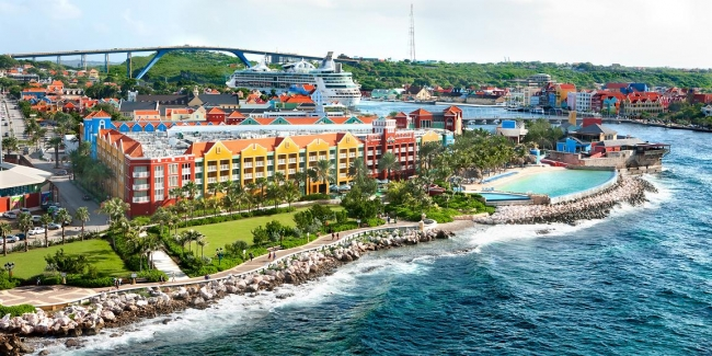 Curaçao Promo Septiembre / Octubre con aéreo