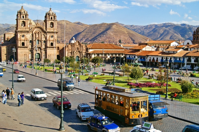 Perú Express con Valle Sagrado