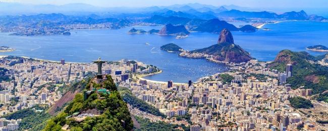 Rio de Janeiro salidas en Octubre, Noviembre y Diciembre