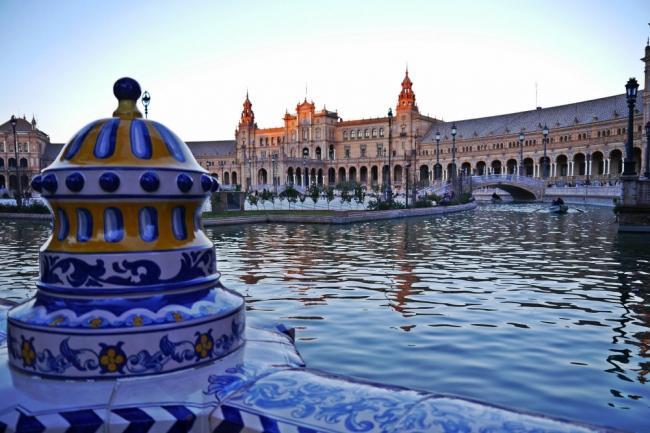 Andalucía y Costa Mediterránea con Barcelona