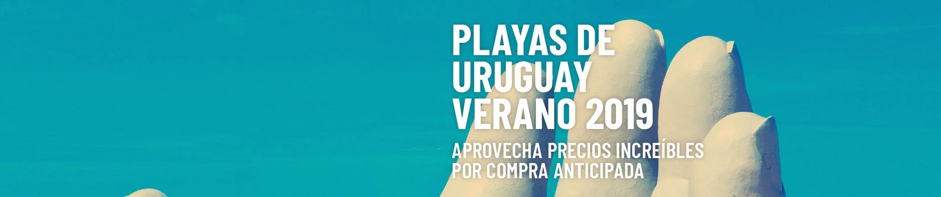 Uruguay compra anticipada