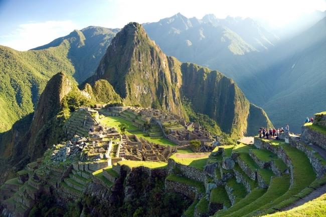 Amanecer en Machu Picchu - Semana Santa 2020