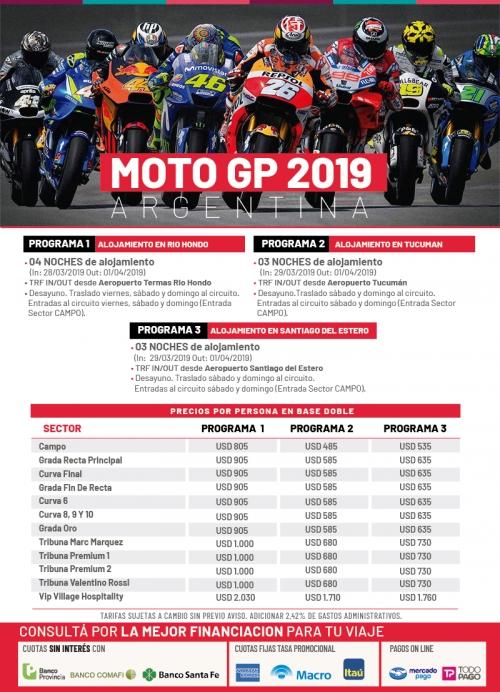 Moto GP Argentina 2019