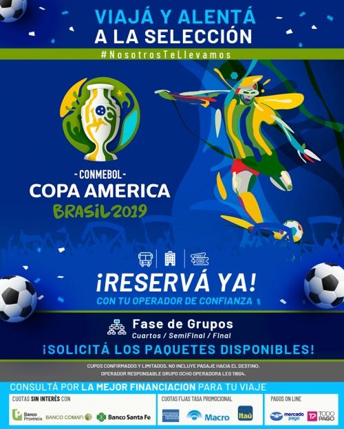 Copa América Brasil 2019