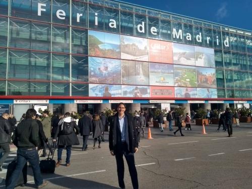 Grupo Ocho en FITUR Madrid 2019