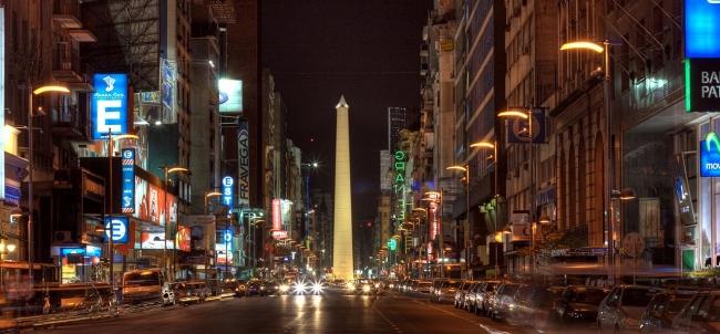 Buenos Aires y sus Teatros