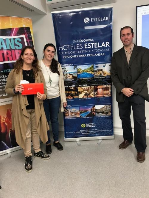 Capacitación de Colombia y Hoteles Estelar