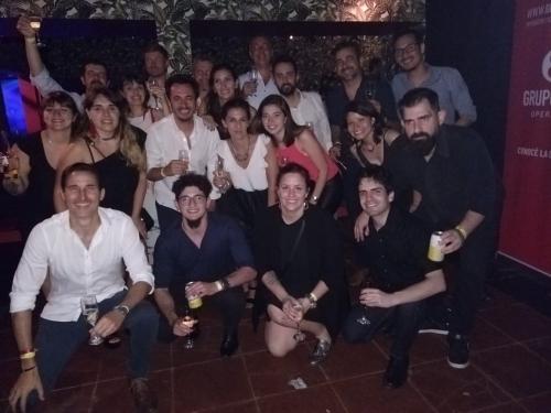 Fiesta despedida 2019