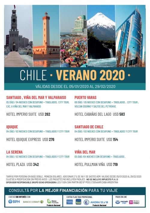 Chile Verano 2020