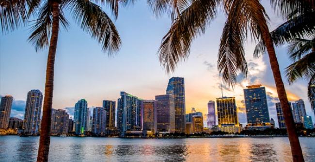 Miami en Febrero y Marzo