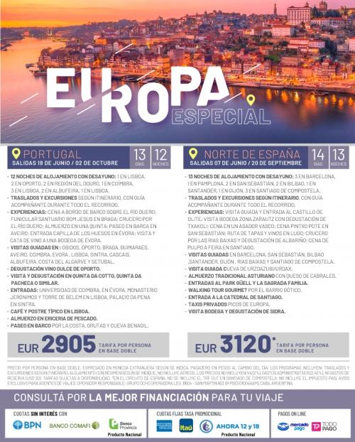 Europa Especial
