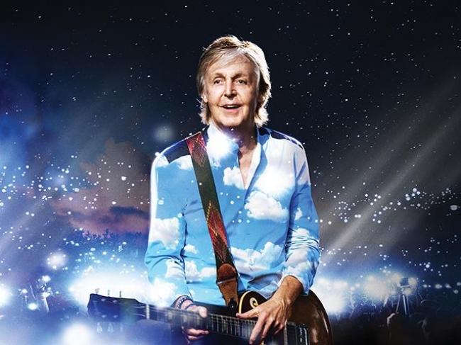 Paul McCartney en Barcelona