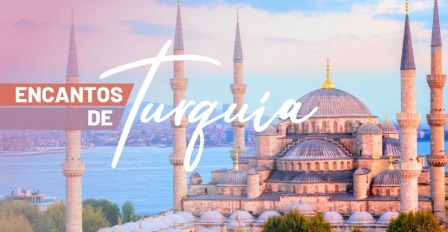 Encantos de Turquía Salidas Grupales