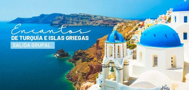 Maravillas de Turquía e Islas Griegas Salidas Grupales