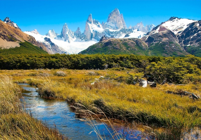 Combinado Calafate, El Chaltén y Ushuaia