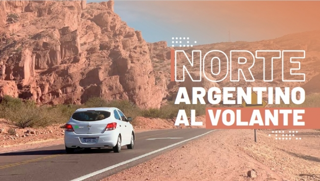 Norte Argentino al volante Verano 2021