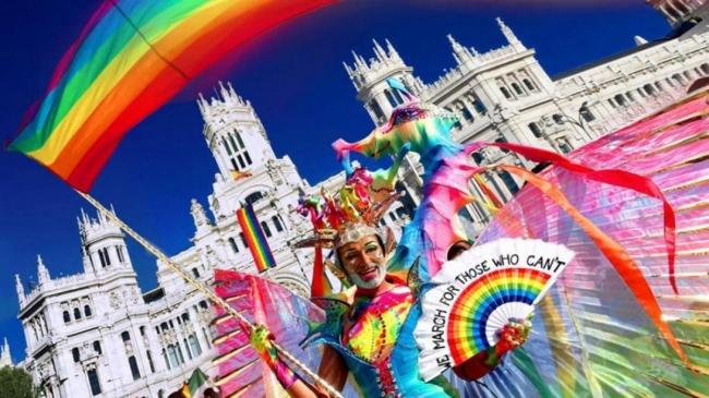 MADO La Gran Fiesta del Orgullo LGBT