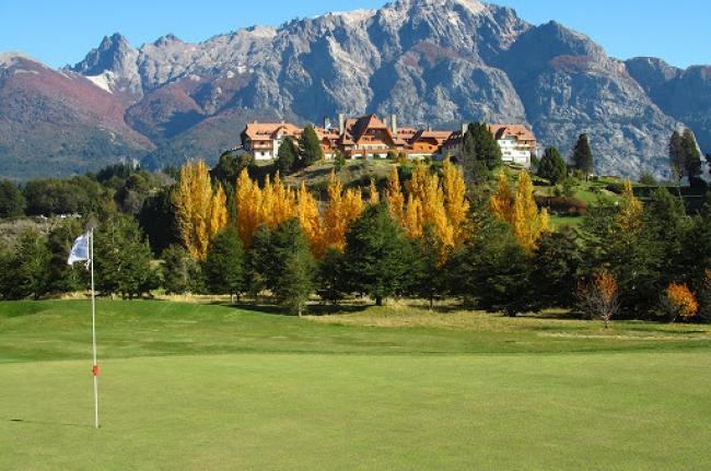 Golf en la Patagonia - Bariloche