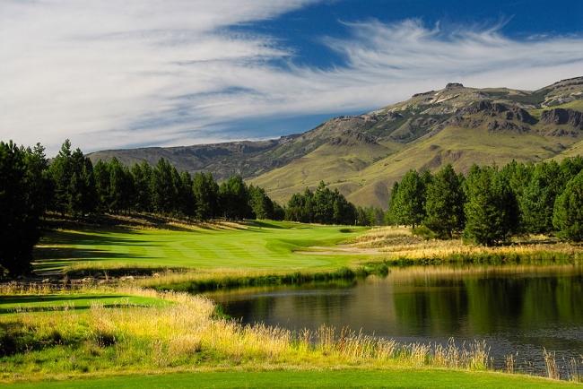 Golf en la Patagonia - San Martin de Los Andes