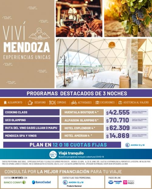 Experiencias Únicas en Mendoza