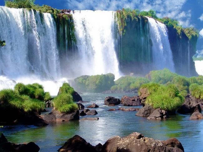 Iguazú Feriado de Mayo 2021 Terrestre