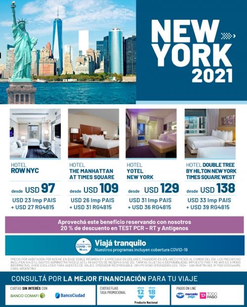 New York 2021