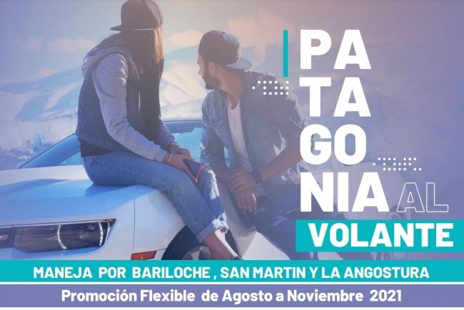 Patagonia al volante 2021