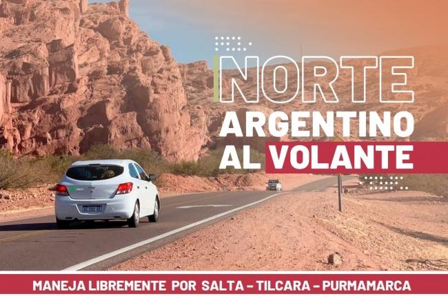 Norte Argentino al volante 2021
