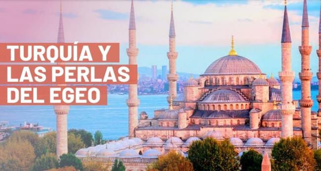 Turquía y las Perlas del Egeo