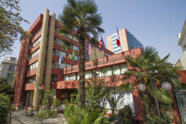 Panamericana Hotel Providencia ★★★