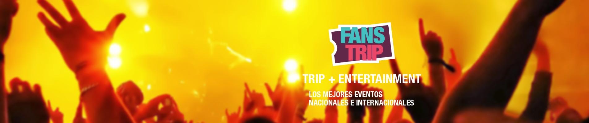 Fans trip