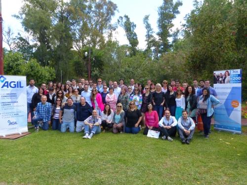 Grupo Ocho presente en el AGIL Day 2016