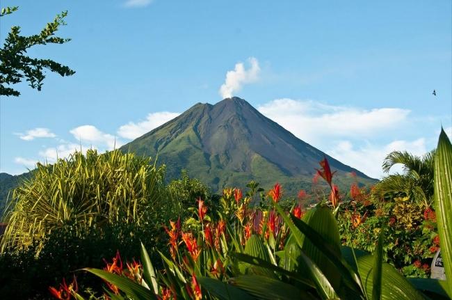 Costa Rica Selva, Volcanes y Playa